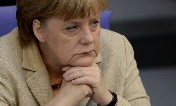 Газета Times назвала Меркель человеком года