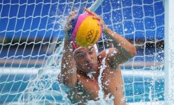 Rio olimpisko spēļu rezultāti vīriešu ūdenspolo turnīrā (08.08.2016)