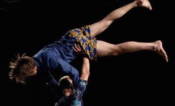 Ģertrūdes ielas teātrī uzvedīs laikmetīgās dejas izrādi 'Fafabulala'