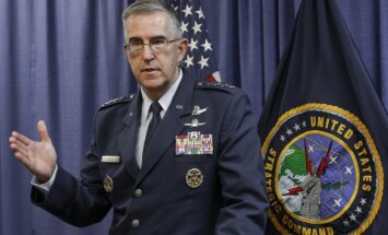 'Mēs neesam stulbi' – ASV ģenerālis iebilstu Trampa nelikumīgajai kodoltrieciena pavēlei
