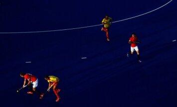 Riodežaneiro vasaras olimpisko spēļu lauka hokeja turnīra rezultāti (12.08.2016.)