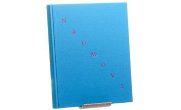 Klajā laists mākslinieka Alekseja Naumova darbu albums