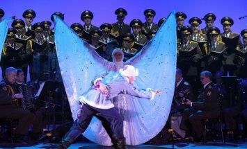 Igaunijas varasiestādes aizliegušas Krievijas armijas ansambļa koncertu