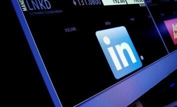 Krievija bloķējusi 'LinkedIn'