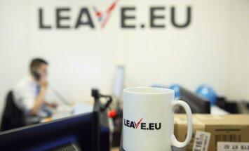 Развод и политическая трагедия. Как латвийские политики комментируют выход Британии из ЕС