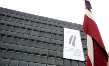 Nāgels: RD turpina stiept garumā Okupācijas muzeja rekonstrukciju