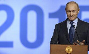Krievija līdz 2023.gadam plāno uzbūvēt pati savu kosmosa staciju, norāda Putins