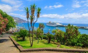 Madeira – paradīzes sala Eiropas un Āfrikas pievārtē: ko te apskatīt un izmēģināt