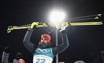 Пайффер выиграл мужской спринт в Пхенчхане, Расторгуев — в третьем десятке