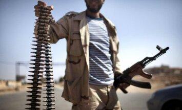 ASV vadītajos uzlidojumos Sīrijā nogalināti 170 džihādisti