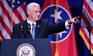 Penss noliedz gatavošanos kandidēt uz ASV prezidenta amatu