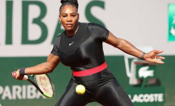 Tenisa leģenda Kinga: Serēna Viljamsa ādas krāsas dēļ saņem mazāk uzmanības