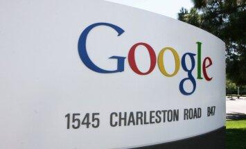 'Google' meklētājs Latvijā tiek lietots 98,2% gadījumu
