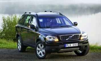 Palielinājies 'Volvo', VW un BMW automašīnu apzagšanas gadījumu skaits