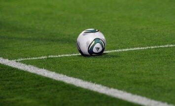 'Ventspils' un 'Rīga' komandas savstarpējā futbola virslīgas duelī cīnās neizšķirti