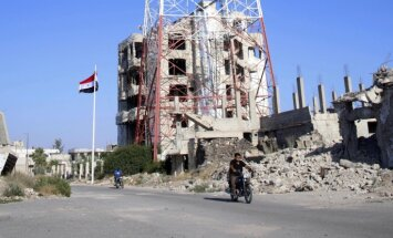 Сирийские войска взяли город Дараа. С него началось восстание против Асада