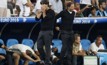 Germany head coach Joachim Low