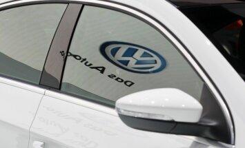 'Volkswagen' izmešu skandāls: ASV Vides aizsardzības aģentūra atklāj jaunus pārkāpumus