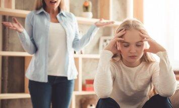Ko nozīmē būt pusaudža vecākiem? Pieņemt izaicinājumus un turpināt mīlēt savu bērnu