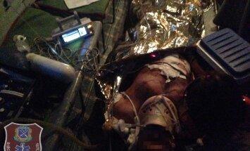 No ieķīlāšanas Krievijas bankā līdz Ilovajskas ievainoto ārstēšanai – Dņipro Kara hospitālis