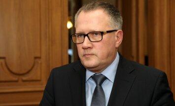 Ašeradens priecīgs par ekonomikas ministra amatā paveikto
