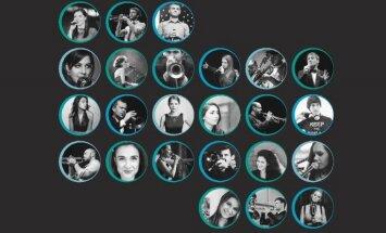 Kaņepes Kultūras centrā notiks jauno džeza mākslinieku konkursa 'Riga Jazz Stage 2015' džema sesijas