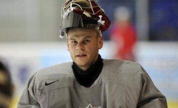 Latvijas izlases vārtus pret baltkrieviem sargās Muštukovs; kapteinis būs Jerofejevs