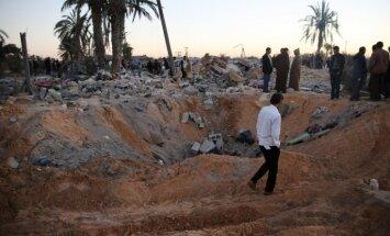 ASV uzlidojumā 'Daesh' Lībijā, iespējams, nogalināti Serbijas diplomāti