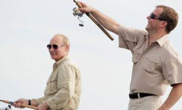 Медведев назвал основную цель российских войск в Сирии