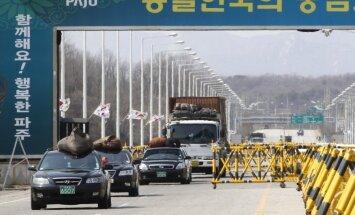Phenjana noraida Seulas piedāvājumu pārrunāt Kesonas kompleksa darbības atjaunošanu