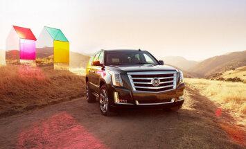 'Cadillac' gatavo apvidnieku par 250 tūkstošiem dolāru