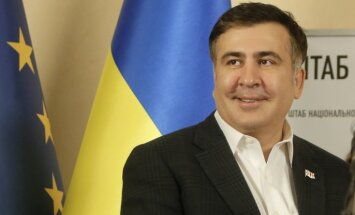 Saakašvili atņemta Ukrainas pilsonība