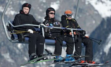 Putins atļāvis piketus un protestus Sočos olimpisko spēļu laikā