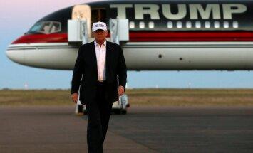 Недвижка, тачки, золотишко: 18 фото про то, как Дональд Трамп тратит свои миллиарды