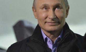 Pейтинг Путина достиг максимального значения за три года