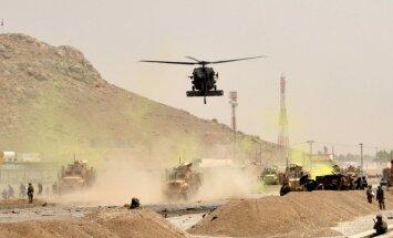 Afganistānas drošības spēku apmēri sarūk, pausts ziņojumā