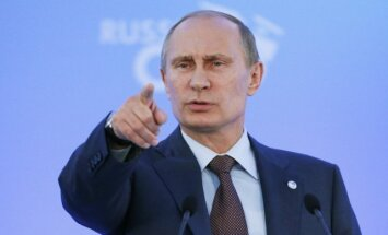 Путин: Россия готова к налаживанию отношений с Западом