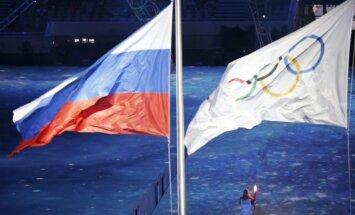 Krievijas dopinga skandāls: vairākas valstis aicina viest skaidrību saistībā ar krievu sportistu startu Phjončhanā