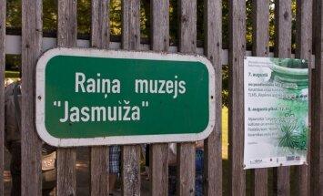 Foto: Jasmuižā atklāta Latgales tradicionālās kultūras un amatu māja