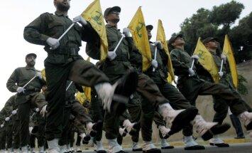 ES iekļauj 'Hezbollah' teroristisko organizāciju sarakstā