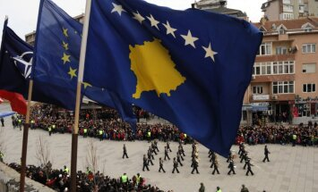 NATO un ASV nosoda Kosovas armijas veidošanas plānus