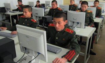 ASV jau 2010. gadā izspiegojušas Ziemeļkorejas datorus
