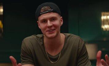 Pie viena galda ar superzvaigznēm: Porziņģis piedalās jaunajā 'adidas' reklāmā