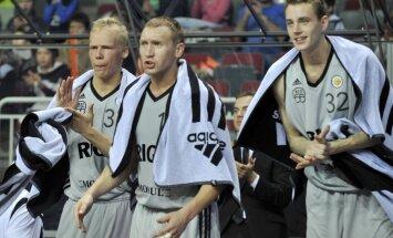 'VEF Rīga' basketbolisti arī izbraukumā uzvar Maķedonijas vienību 'Aerodrom'