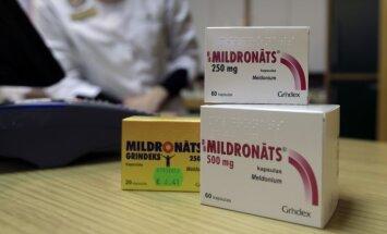 'Grindeks' un Antidopinga aģentūra vienojas par sadarbību; par 'Mildronātu' vēl diskutēs
