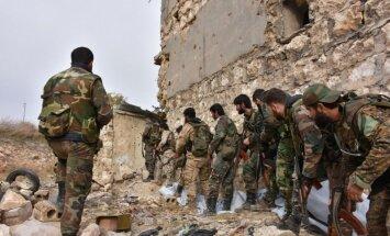 Krievija un Ķīna bloķē ANO mēģinājumu panākt pamieru Alepo