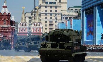 Brīdlovs: Krievijas pretgaisa aizsardzības sistēmas Sīrijā ir drauds NATO