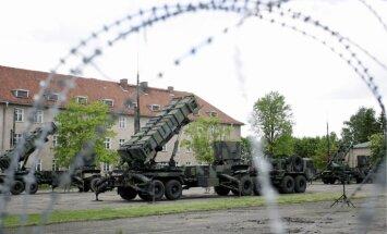 Krievija pauž bažas par raķešu 'Patriot' izvietošanu Turcijā