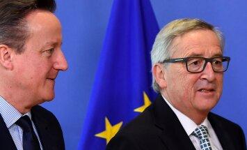 Junkers cerīgs par iespēju panākt lūzumu CETA sarunās