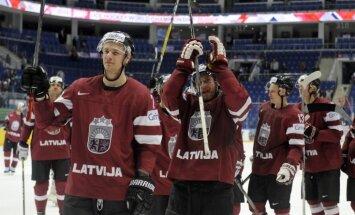 Olimpiskajā kvalifikācijas turnīrā Latvijas hokeja izlasē plānots sapulcināt spēcīgākos spēlētājus